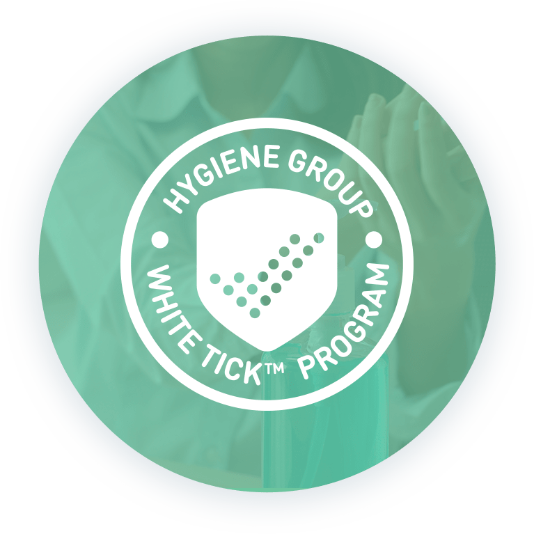 Part of the Hygiene Group
